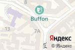 Схема проезда до компании Марфин Банк, ПАО в Одессе