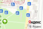 Схема проезда до компании Цветочный мир в Одессе