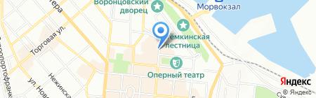 Bizarre на карте Одессы