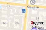 Схема проезда до компании SalatBar в Одессе