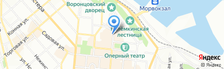 Join UP! на карте Одессы