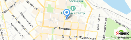 AudioFeel на карте Одессы