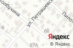 Схема проезда до компании Нео в Одессе