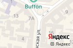 Схема проезда до компании Mon Parfum в Одессе
