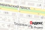 Схема проезда до компании Лимар груп в Одессе