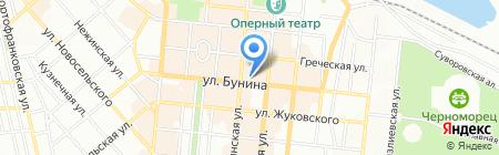 Grand Prix на карте Одессы
