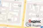 Схема проезда до компании Samsung в Одессе