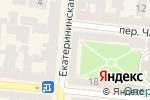Схема проезда до компании Пальма в Одессе