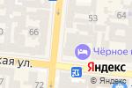 Схема проезда до компании Euronet в Одессе