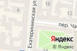 Схема проезда до компании FreshLine в Одессе