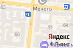 Схема проезда до компании Компьютеры ЭВМ в Одессе