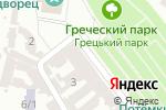 Схема проезда до компании Юридическое бюро в Одессе