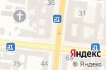 Схема проезда до компании Секрет Сервис в Одессе