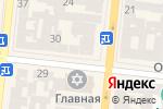 Схема проезда до компании Gaudi в Одессе