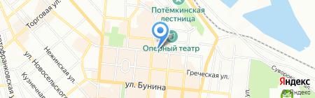 ProstoMag на карте Одессы