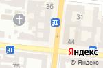 Схема проезда до компании Fujifilm в Одессе