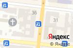 Схема проезда до компании КАНЦкораллЫ в Одессе