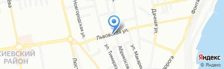 Пані аптека на карте Одессы