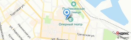 Maman на карте Одессы