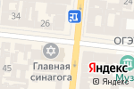 Схема проезда до компании Киоск фастфудной продукции в Одессе