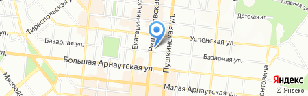 Viva Farm на карте Одессы