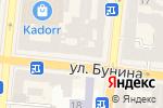 Схема проезда до компании Pret-a-Porter в Одессе