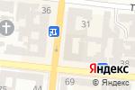 Схема проезда до компании Цех Три Черпака в Одессе