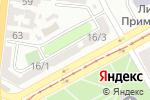Схема проезда до компании Heltec Vision в Одессе