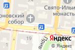 Схема проезда до компании Мистер Сендвич в Одессе
