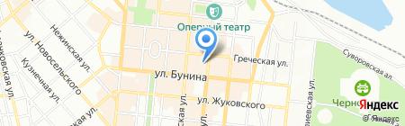 Limoncello на карте Одессы