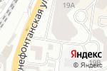 Схема проезда до компании БУКА! в Одессе