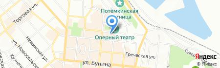 Моцарт на карте Одессы