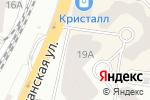 Схема проезда до компании Мирошка в Одессе