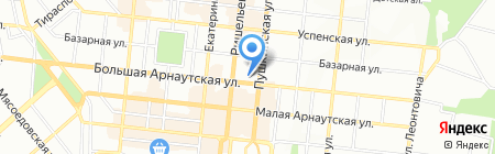 Одесская городская организация работодателей на карте Одессы