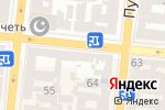 Схема проезда до компании Магазин Саньковых в Одессе
