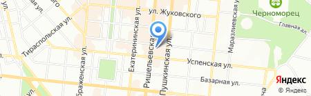Скай Групп на карте Одессы