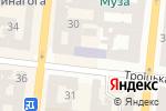 Схема проезда до компании Арт стиль в Одессе