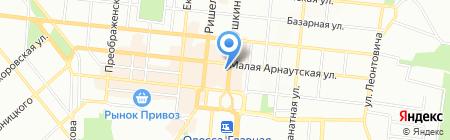 One Polar на карте Одессы