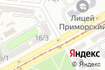 Схема проезда до компании Библиотека №28 в Одессе