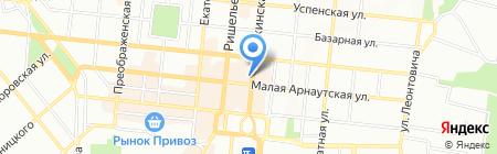 Институт демократии и прав человека на карте Одессы
