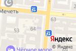 Схема проезда до компании Перукарня в Одессе
