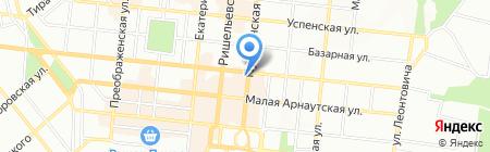 Керхер на карте Одессы