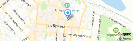 Cooper Burgers на карте Одессы