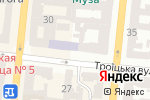 Схема проезда до компании Общественная приемная народных депутатов Украины Ляшка О.В. и Скуратовского С.И. в Одессе