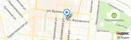 Alta moda на карте Одессы