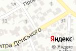 Схема проезда до компании Вита в Одессе