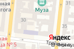 Схема проезда до компании Аска в Одессе