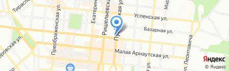Orto Dent на карте Одессы