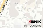 Схема проезда до компании Мои ласточки в Одессе