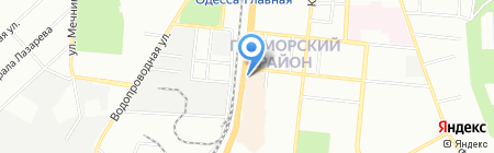 Jysk на карте Одессы